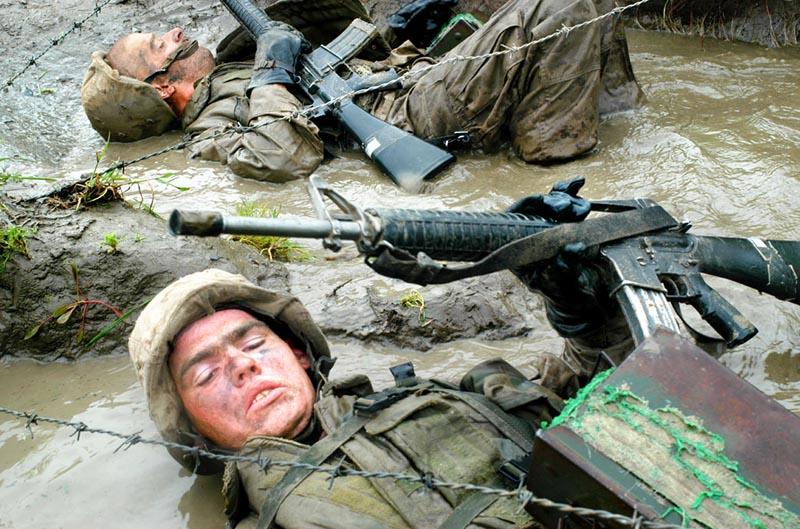 Marines Boot Camp