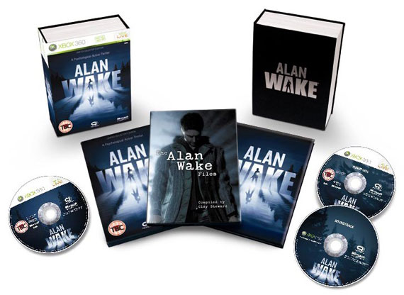 Alan Wake Limited Collector's Edition (Xbox 360)