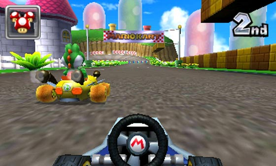9974b Keep It Or Trade It?: Mario Kart 7 (3DS)