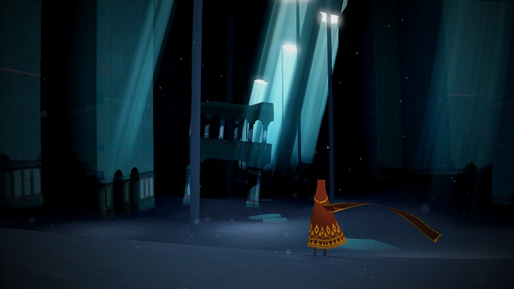 journey game screenshot 9 b 1024x576 Keep It or Delete It?: Journey (PSN)