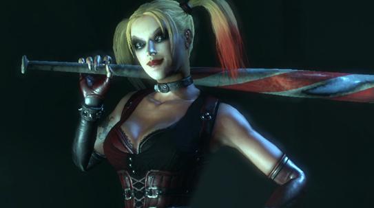 Batman Arkham City Harley Quinn Dlc The G A M E S Blog