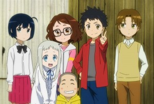 Anohana kids e1342735039312 300x204 Final Cut: anohana: The Flower We Saw That Day Premium Edition (Blu ray)