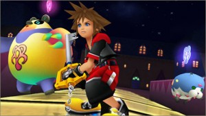 KingdomHearts3DSoraDreamEaters 300x169 Keep It or Trade It?: Kingdom Hearts 3D (3DS)