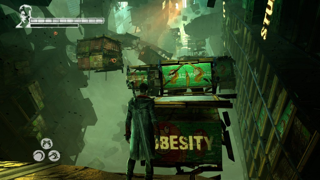 DmC features some of the best level design in recent memory.