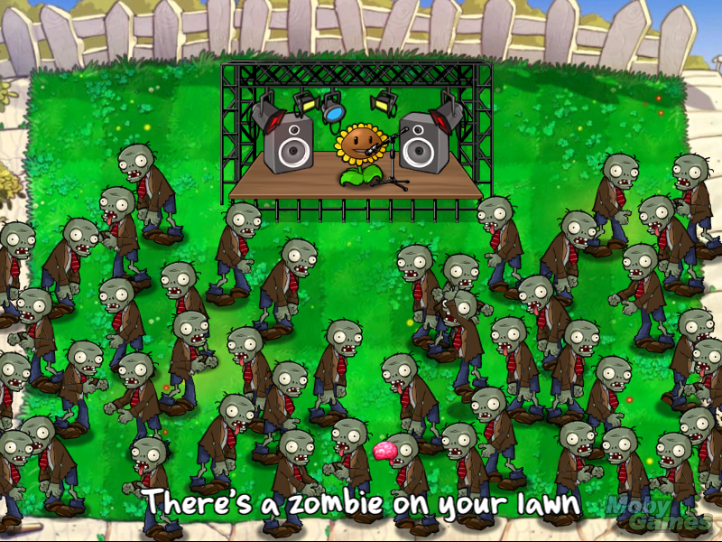 Plants vs zombies on your lawn 300x225 plants vs zombies on your lawn