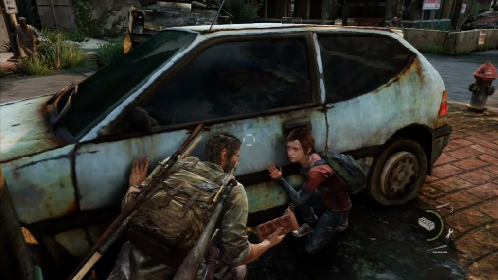 the last of us stealth