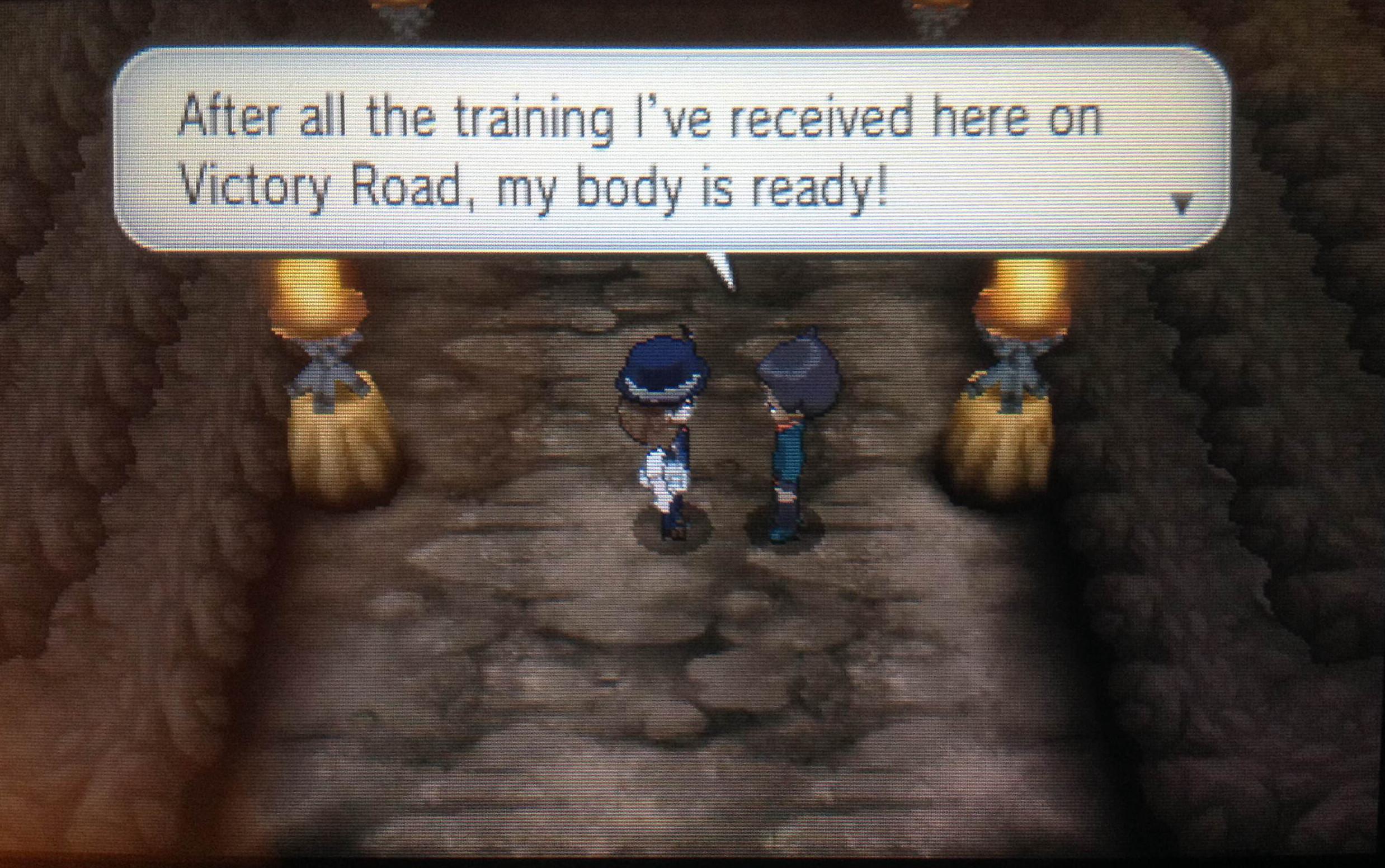 Body Ready Pokemon X