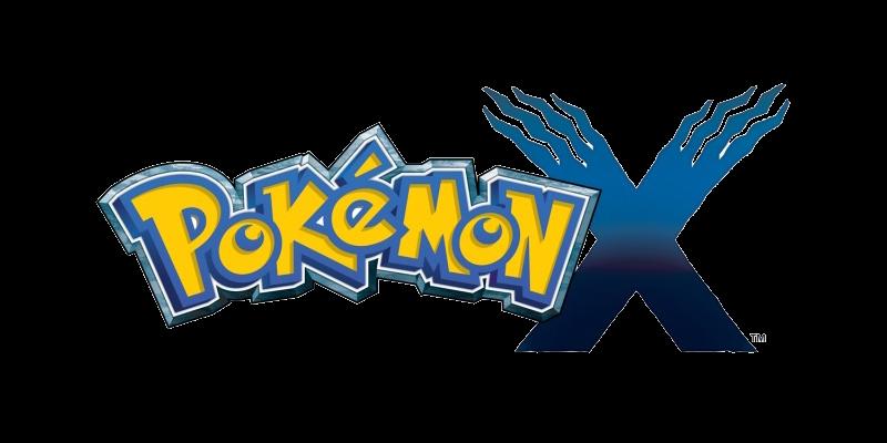 Pokemon X logo
