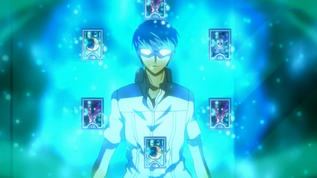 Persona 4 the cards
