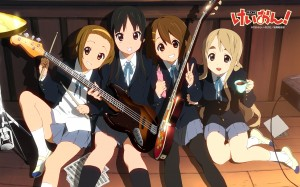 k-on-cast-in-club-room