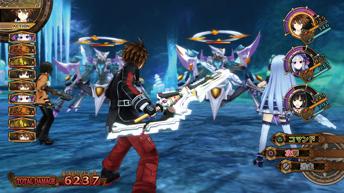 Fairy Fencer F Screenshot 1