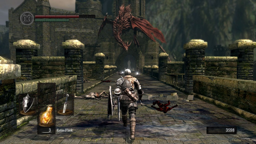 Dark Souls Hellkite